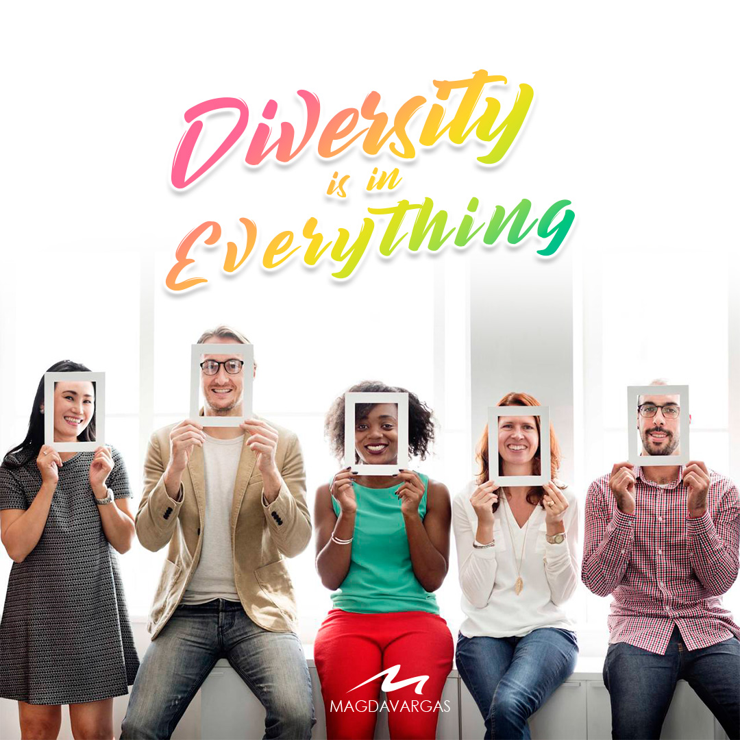 Diversity is in everithing