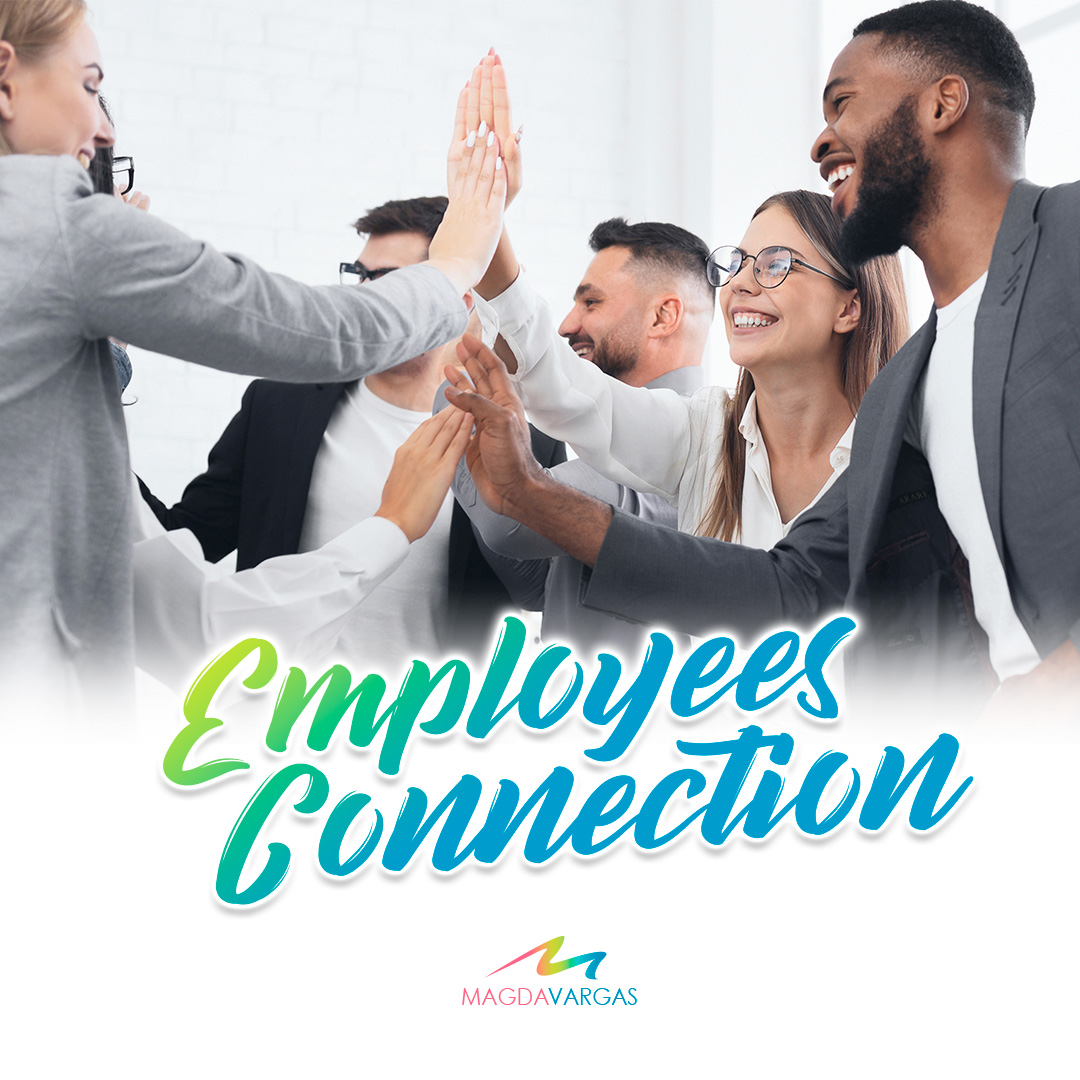 Did you know that how your employees connect affects their productivity?